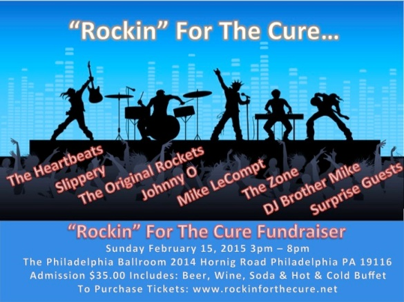 Rockin For The Cure